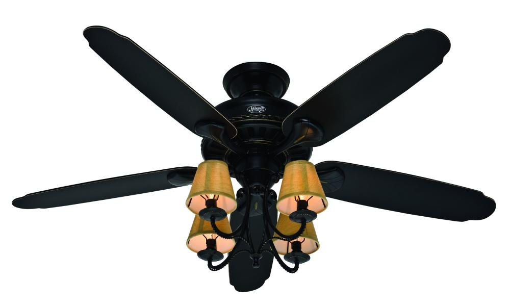 Pewter Ceiling Fan : 22720 | Passion Lighting